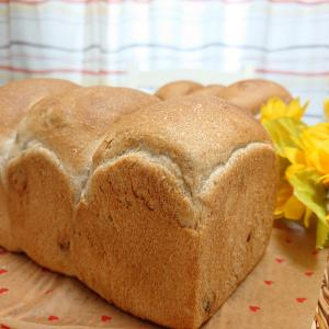 『ライ麦レーズン食パン』~今日のレッスンパート2~♪