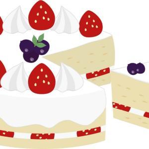 俺、ケーキを食べられるようになったんだ。。とケーキを買いに、しかし・・(5歳)