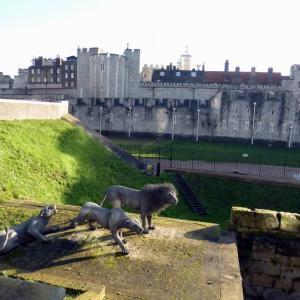 悲劇の舞台となった世界遺産の城砦、ロンドン塔