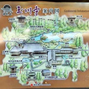 国指定名勝庭園 玉川寺を訪ねて