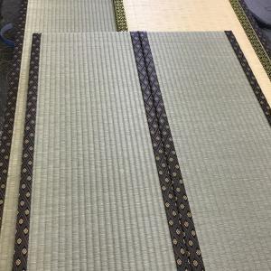 堀コタツの畳