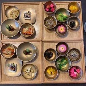 五味五色 新韓国料理