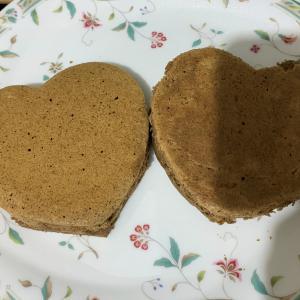 簡単♪ハートのビーガンチョコケーキの作り方