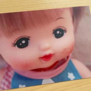 娘が3歳の頃に撮った写真