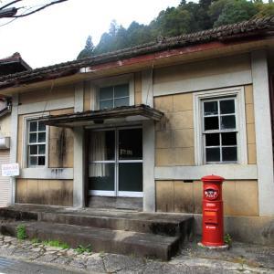 近代建築廃郵便局
