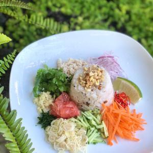 タイ料理フェアーもlast 1週間!