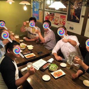 お披露目プチ~ヽ(^o^)丿 1~2次会編