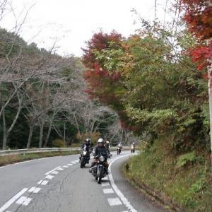 ツーリングの最後は大阪市内へ、友人所有のバイクを試乗してきました