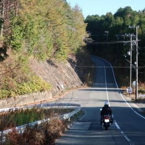 広域農道を走って月ヶ瀬から甲賀へ