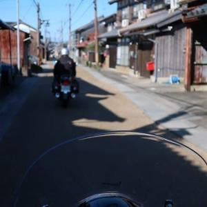 東海道の宿場町 土山宿を経てお昼は中華料理で