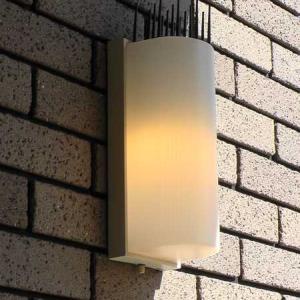 玄関ポーチ灯の電球交換