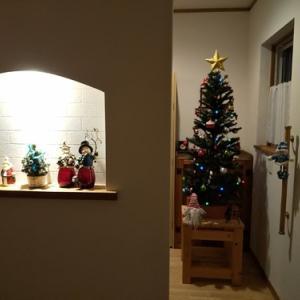 早くもクリスマス