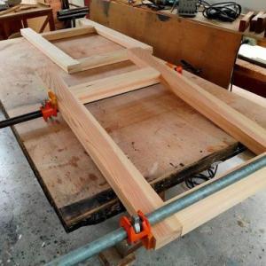 木製A型看板