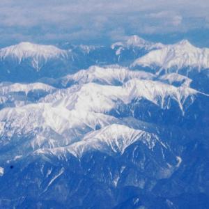 南アルプスと富士山🗻に想う(≧▽≦)♫