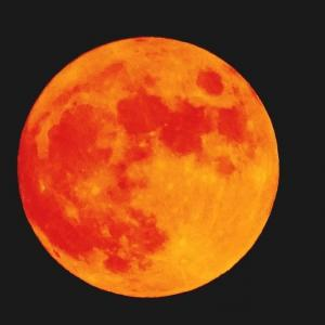 8月の満月🌖♫