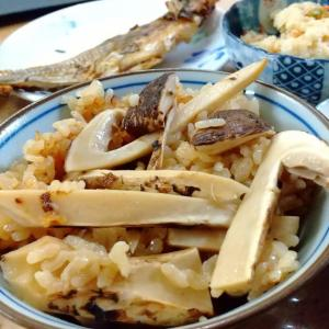 超奇跡の「松茸ご飯」♪(*^▽^*)