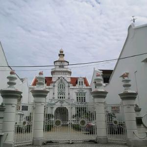 マラッカにある華僑銀行(OCBC)創業者である徐垂清の屋敷