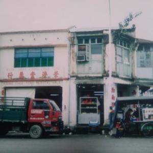 20年前のペナン島チュリアストリート周辺の様子