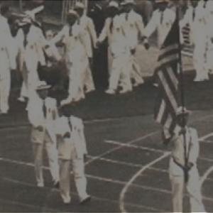 マレーシア人女性初のオリンピック出場のアニー・チューン選手