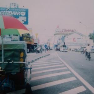 ペナン島チュリアストリート周辺、20年前の様子