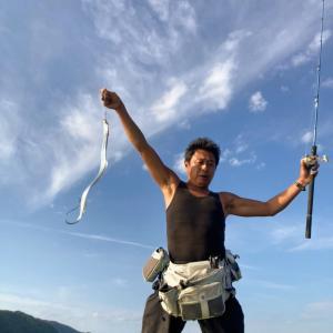 太刀魚からの海底調査!