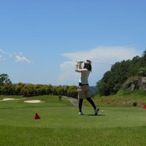 ビギナープランのゴルフ合宿