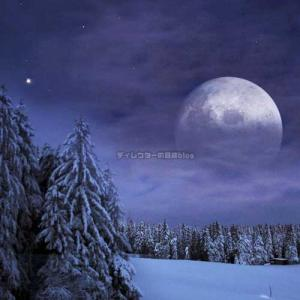 2020年最後、12月の満月「コールドムーン(寒月)」を見るなら大晦日前日の30日(月)の夜!