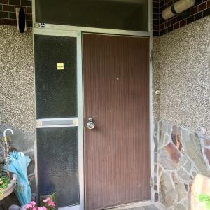 玄関ドア★ビフォーアフター