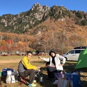 キャンプ~登山 みずがき山