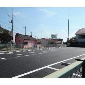 天野武蔵野駐車場バイク専用スペース