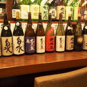 稲毛屋日本酒度の会 志太泉SPの会 望月雄二郎さんを囲む会