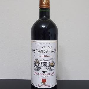 CHATEAU LES GRANDS CHAMPS 2000