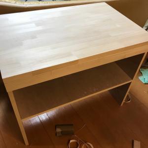 洗面所 DIY (2)