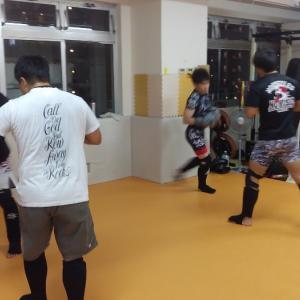 木曜MMA