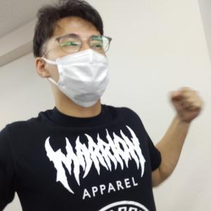 日曜 アマ修斗関東選手権 藤田君
