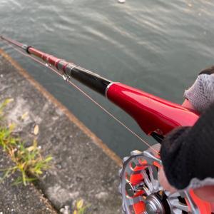 ■【趣味は2つまで】ヘチ釣り 朝練