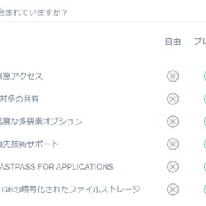 LastPassのAndroidアプリ(無料版)機能を最大利用する設定など