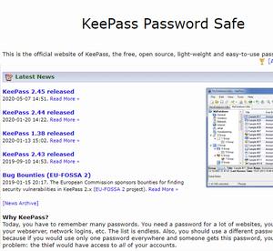 パソコンとスマホ共通で無料で便利に使えるKeePassによるパスワード管理環境