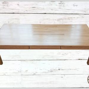 【ご注文♪ 長尺・3ドロワー リビングテーブル】
