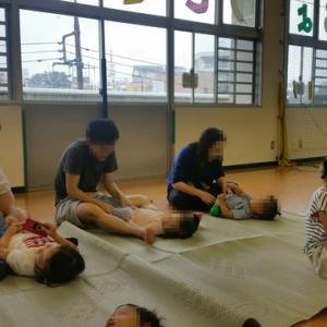ねりパパキッズも大活躍♪栄町児童館、パパと児童館であそぼう(2018年9月)