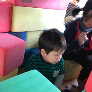 ぽんちんぱんっ!でなごやかに♪栄町児童館、パパと児童館であそぼう(2019年3月)