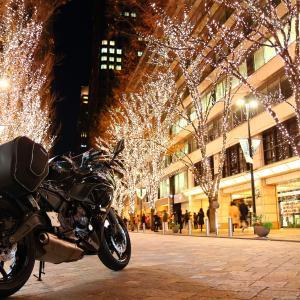 夜景巡りのクリスマス