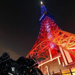 東京の夜を楽しむツーリング
