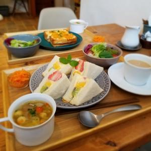 Cafe Forest Vale * モーニングのイートイン再開♪