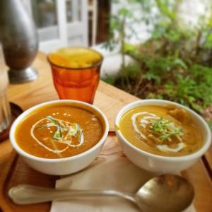 Sajilo Cafe Forest * 梅雨の晴れ間にスパイスカレーのランチ♪
