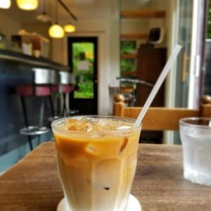 CAFFE PARTI * あの可愛い建物がカフェに♪