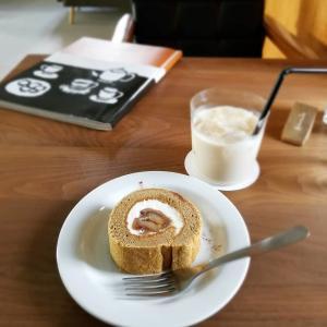 Cafe hip Karuizawa * 秋の「栗しばり」スイーツ♪