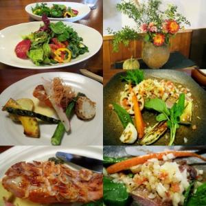 らしくダイニングキッチン * おいしいランチとchiroファームのお野菜♪