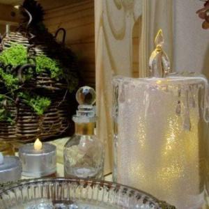 hermetic earth cafe * クリスマス仕様のヘルメティックアースカフェ♪