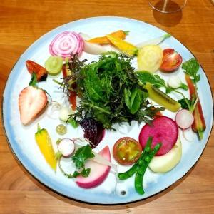 GREENSEED KARUIZAWA-Restaurant Naz * 繊細で独創的なイタリアン♪